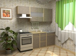 """Набор кухонной мебели """"Токио"""" 1.3"""