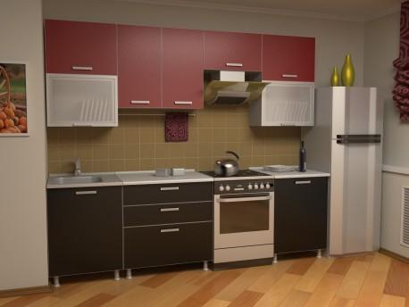 "Набор кухонной мебели КМ.151 ""Азалия"" 2.0"