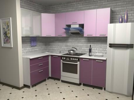 """Набор кухонной мебели КМ.161 """"Азалия"""" 1.4 х 1.7 - 1.3 х 1.8"""