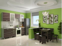 "Набор кухонной мебели ""Азалия"" 1.6"